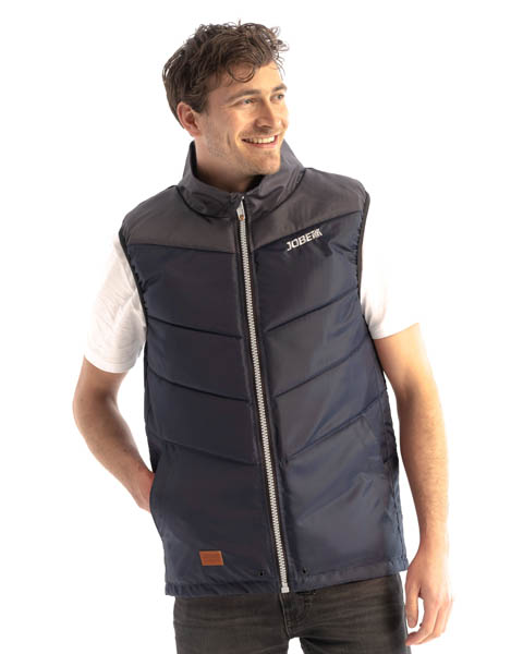 Jobe 50 Newton Bodywarmer Men Midnight Blue