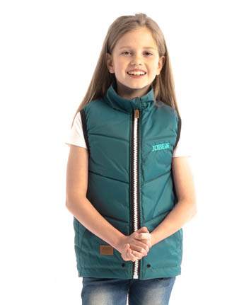 Jobe 50 Newton Bodywarmer Kids Dark Teal