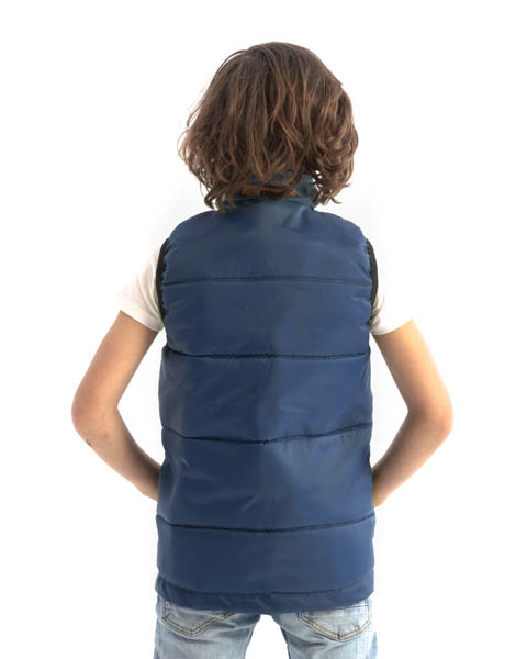 Jobe 50 Newton Bodywarmer Enfant Bleu Midnight