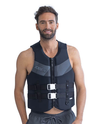 Jobe Neoprene Life Jacket Men Grey