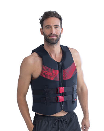 Jobe Neoprene Life Jacket Men Red