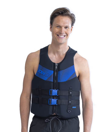 Jobe Neoprene Life Jacket Men Blue