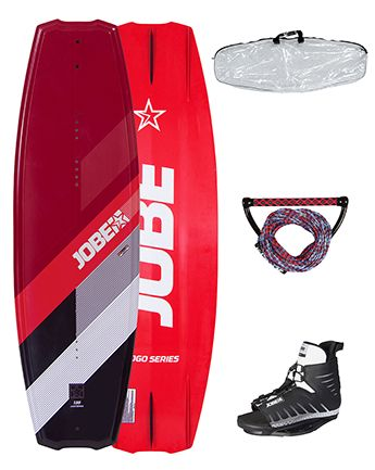 Jobe Logo Series 138 Wakeboard Package With Unit