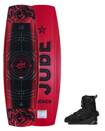 Jobe Breach 135 y Set EVO