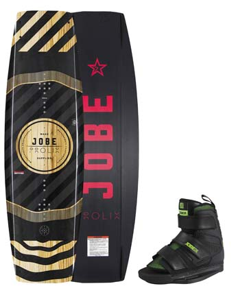 Jobe Prolix  134 & Host Bindings