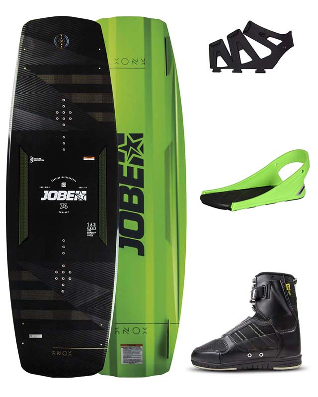 Jobe Knox Wakeboard Premium 143 & Drift Bindings Set