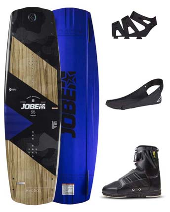 Jobe Maddox  Premium 142 & Drift Bindings Set