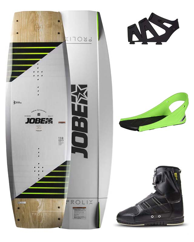 Jobe Prolix Wakeboard Premium 143 & Drift Bindings Set