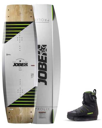 Jobe Prolix Premium & Nitro Bindings Black Set