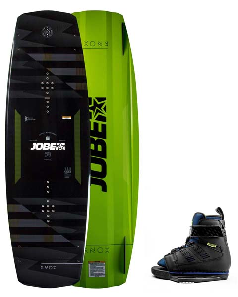 Jobe Knox Wakeboard 139 & Chausses Wakeboard Republik Set