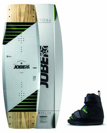 Jobe Prolix  134 & Host Bindings Black Set