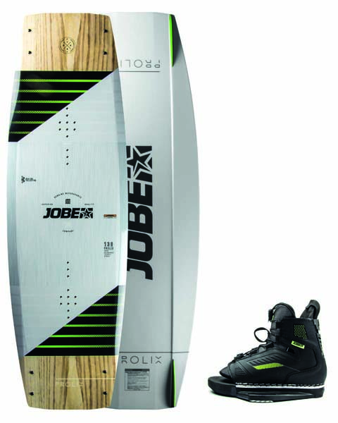 Jobe Prolix Wakeboard 138 & Unit Bindings Set