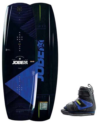 Jobe Vanity  141 & Host Bindings Blue Set