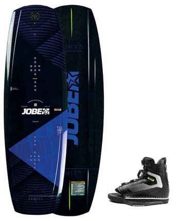 Jobe Vanity Wakeboard 131 & Maze Bindings Set