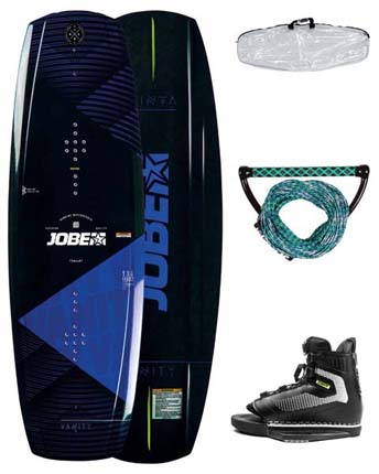 Jobe Vanity  136 & Maze Bindings Package