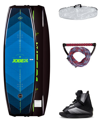 Jobe Logo  138 & Maze Bindings Package