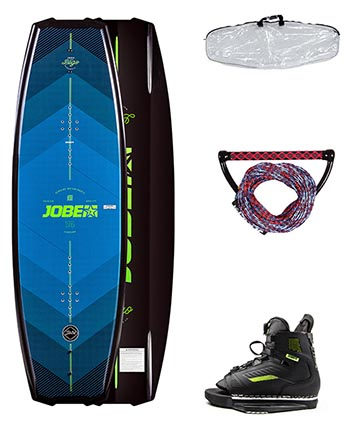 Jobe Logo  138 & Unit Bindings Package
