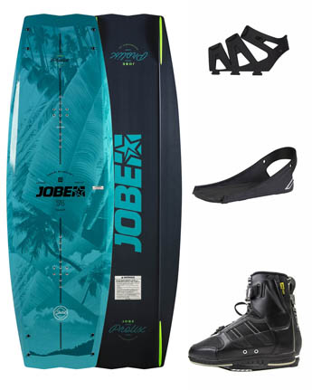 Jobe Prolix  143 & Drift Bindings Set