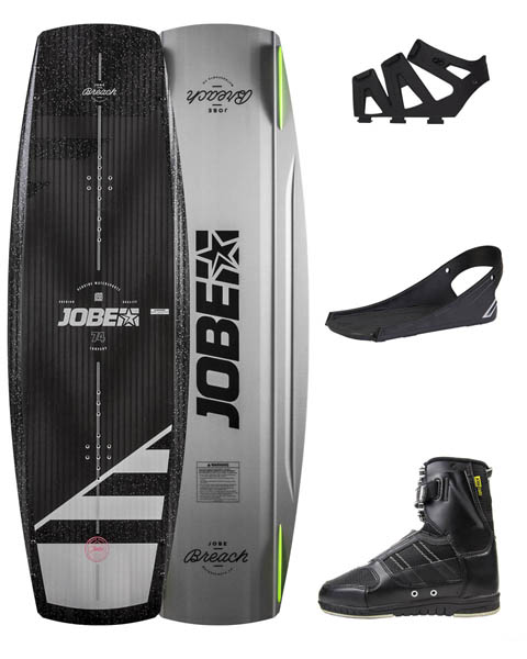 Jobe Breach Wakeboard 143 & Drift Bindingen Set