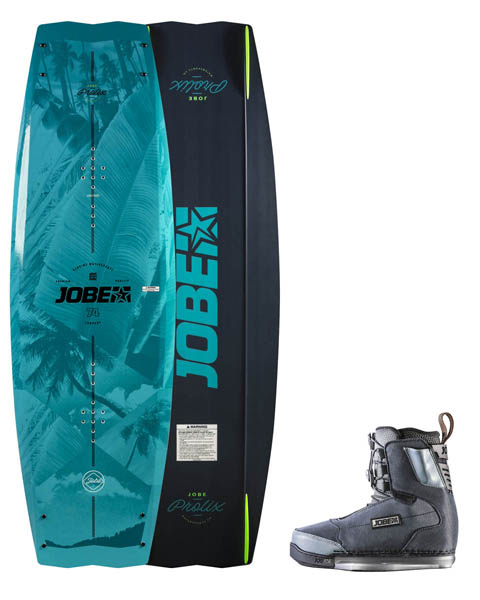 Jobe Prolix Wakeboard 143 & Charge Bindings Set