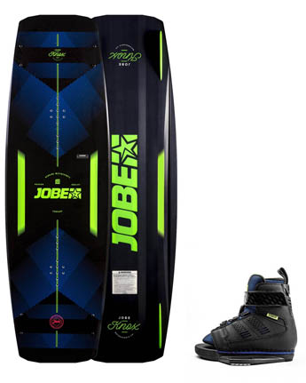 Jobe Knox Wakeboard 139 & Republik Set