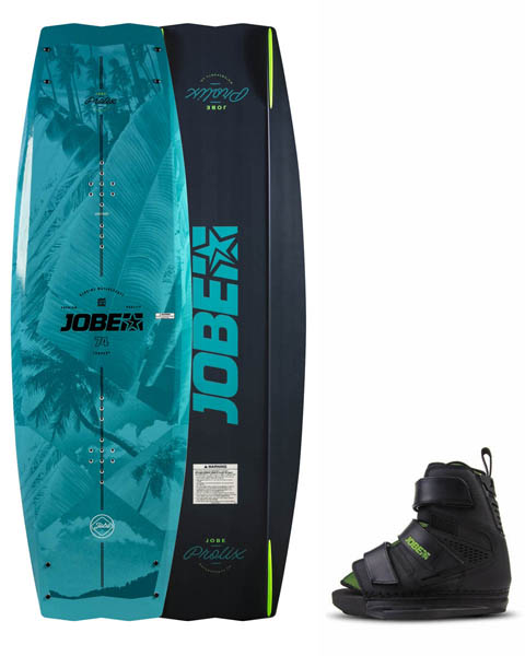 Jobe Prolix Wakeboard 143 & Host Bindningar Set