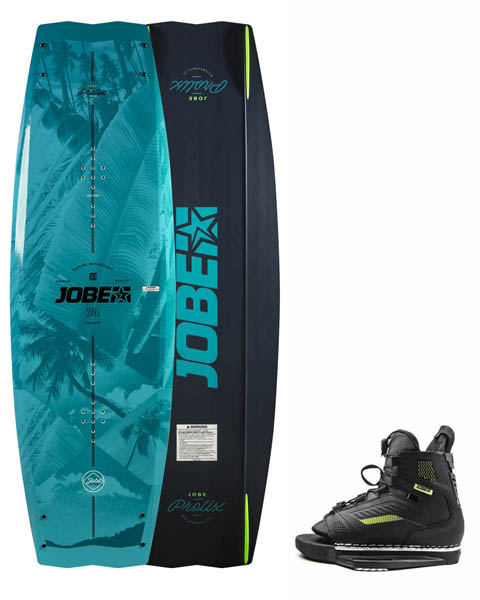 Jobe Prolix Wakeboard 134 & Unit Bindningar Set