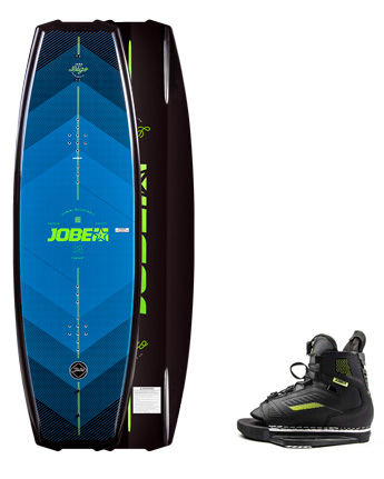 Jobe Logo Wakeboard 138 & Unit Bindings Set