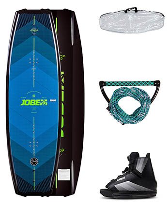 Jobe Logo Wakeboard 138 & Chausses Maze Package