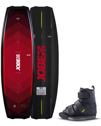 Jobe Logo Series Wakeboard & Host Bindingen Set