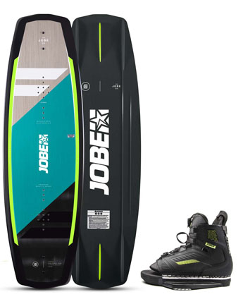 Jobe Vanity Wakeboard & Unit Bindingen Set