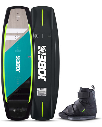 Jobe Vanity Wakeboard & Host Bindingen Set