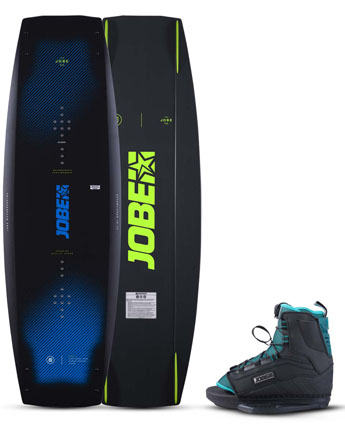 Jobe Prolix Wakeboard & Republik Bindingen Set