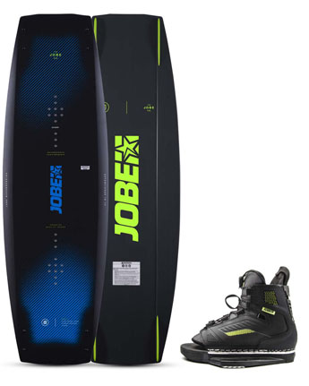 Jobe Prolix Wakeboard & Unit Bindingen Set