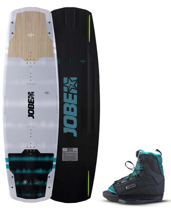 Jobe Maddox Wakeboard & Republik Bindingen Set