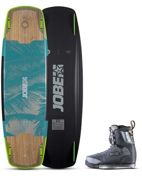 Jobe Reload Wakeboard & Charge Bindingen Set