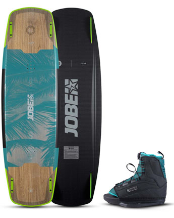 Jobe Reload Wakeboard & Republik Bindingen Set