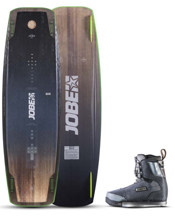 Jobe Concord Wakeboard & Charge Bindingen Set