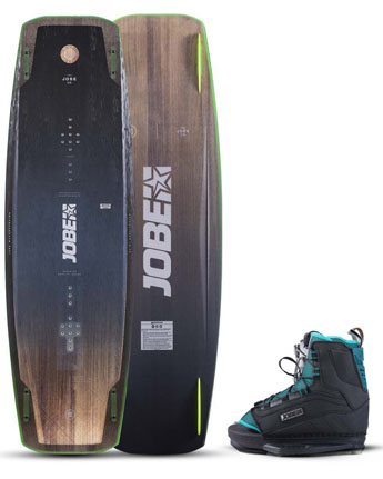 Jobe Concord Wakeboard & Republik Bindingen Set