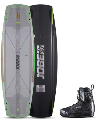 Jobe Breach Wakeboard & Nitro Bindingen Set