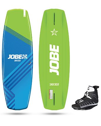 Set Jobe Shocker 141 & Unit Bindings