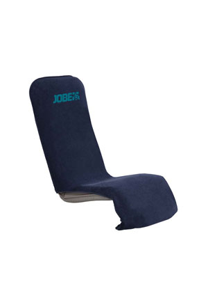 Jobe Chair Towel Midnight Blue