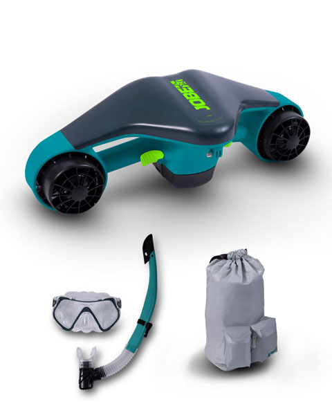 Jobe Infinity Seascooter With Bag And Snorkel set