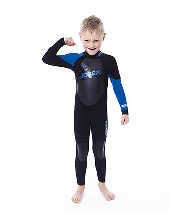 Jobe Progress Rebel 3/2.5 Wetsuit Blauw