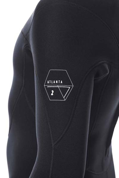 Jobe Atlanta 2mm Wetsuit Men