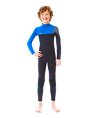 Jobe Boston 3/2mm Traje De Neopreno Niños Azul