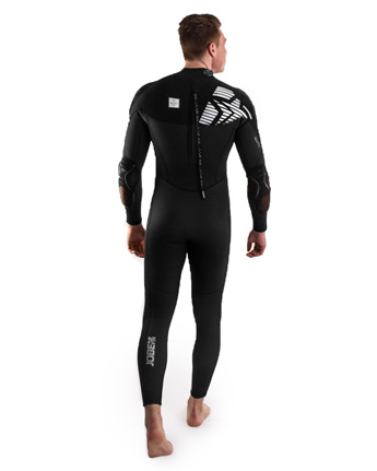Jobe Detroit 3/2mm Preshaped PWC Wetsuit Men
