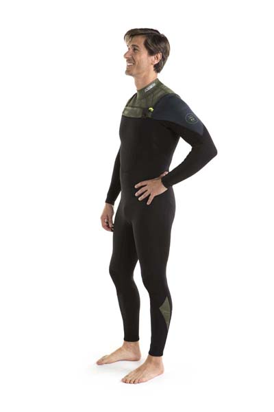 Jobe Perth 3/2mm Wetsuit Men Marble Green