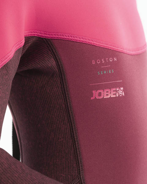 Jobe Boston 3/2mm Traje De Neopreno Niños Rosado