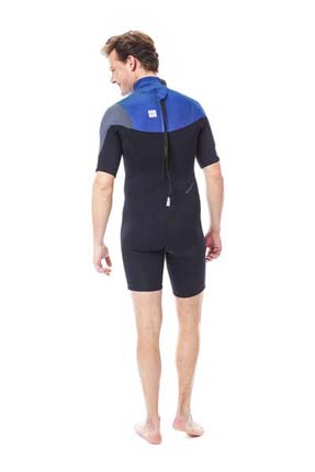 Jobe Perth Shorty 3/2mm Wetsuit Heren Blauw